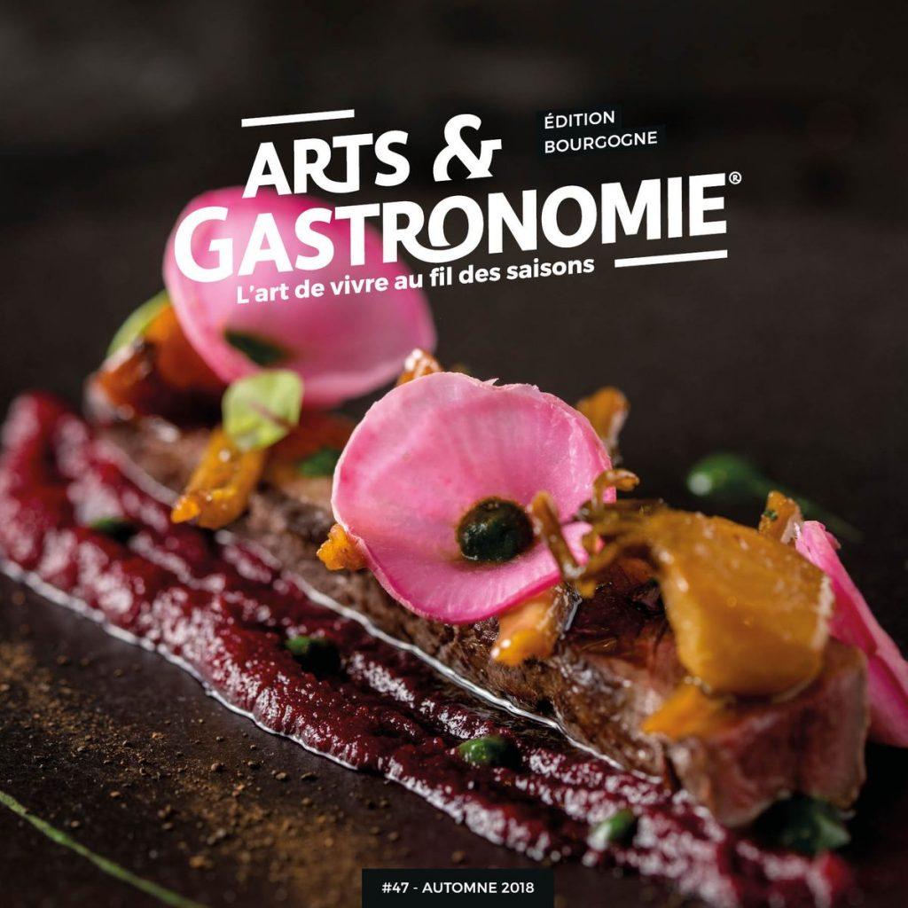 ARTS & GASTRONOMIE automne 2018