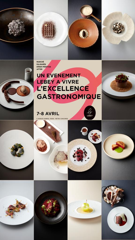 Marché de l'Excellence Gastronomique 7&8 avril 2019